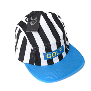 FLOGNAW STRIPED CAMP HAT from Golfwang 290f1600a99