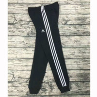 """Adidas"" Letter Print Women Stretch Leggings Sweatpants Exercise Fitness Sport Pants Trousers G-A-GHSY-1"