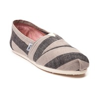 Womens TOMS Classic Stripes Casual Shoe