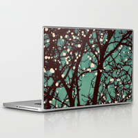 Night Lights Laptop & iPad Skin by Elle Moss
