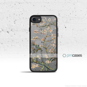 Almond Blossoms Case Cover for Apple iPhone 7 6s 6 SE 5s 5 5c 4s 4 Plus & iPod Touch