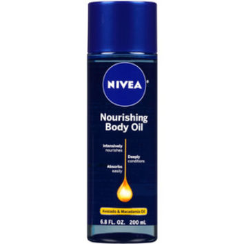 NIVEA Nourishing Body Oil, 6.8 OZ - CVS.com