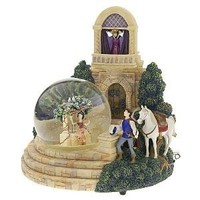 Disney figures Snow Globe Snow White witch 'Snow White Evil Queen Snowglobe' Disney 96683