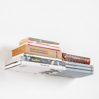 Invisible Double Book Shelf | Urban Outfitters