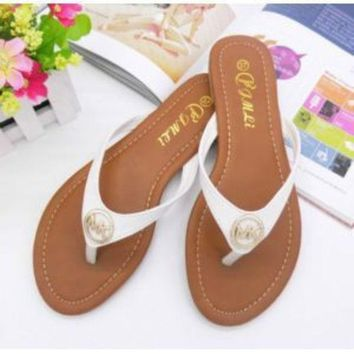 DCCKUN6 MICHAEL KOR MK SANDALS WOMEN SLIPPERS SHOES 2640