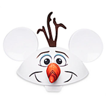 Olaf Ear Hat for Adults