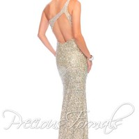 Precious Formals P9017 at Prom Dress Shop