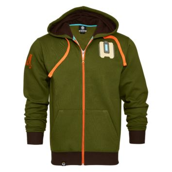 Overwatch Ultimate Bastion Hoodie