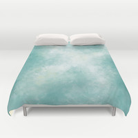 Underwater Duvet Cover by CharmHappens