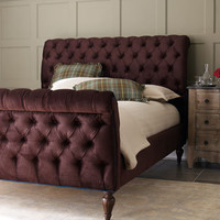"Haute House - ""Charleston"" Tufted Bed - Horchow"
