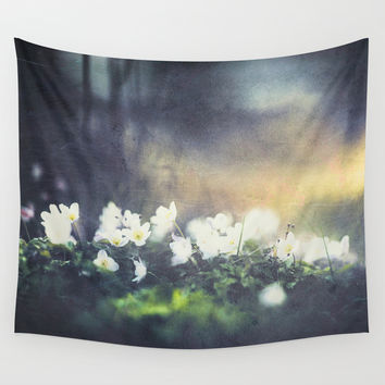 Rugged beauty Wall Tapestry by HappyMelvin