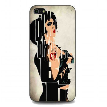 Dr. Frank N. Furter For iphone 5 and 5s case