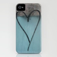 Heart Graffiti iPhone Case by Shy Photog | Society6