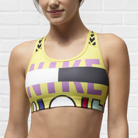 Check it out. I found this Nike Pro Aztec Alibi Women's Sports Bra at Nike online.