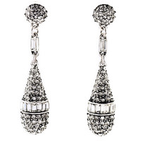 Temptation Pavé Drop Earrings