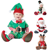 Christmas gift hot baby rompers Snowman Elk Santa Claus clothes children romper newborn boys&girls rompers for kids costume-in Clothing Sets from Mother & Kids on Aliexpress.com | Alibaba Group