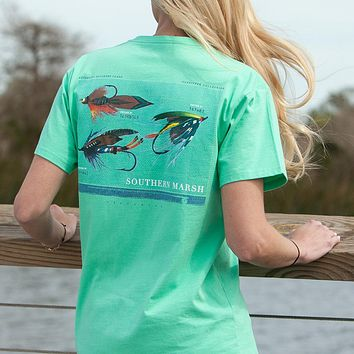 Outfitters Series Collection One Tee Shirt by Southern Marsh