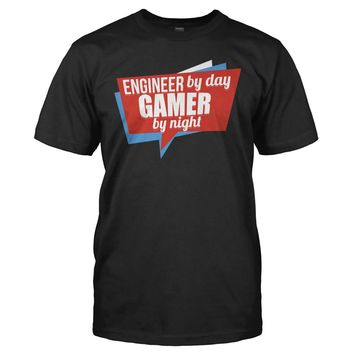Engineer By Day, Gamer By Night