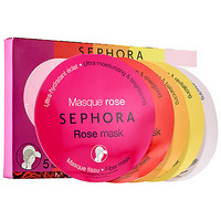 SEPHORA COLLECTION Paper Mask Discovery Set