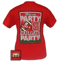 North Carolina State Wolfpack Tailgate Party T-Shirt