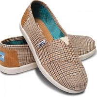 Camel Academy Plaid Youth Classics