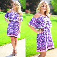Boho Darling Dress