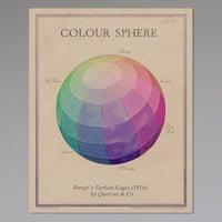 Runge's Colour Sphere - Art & Object