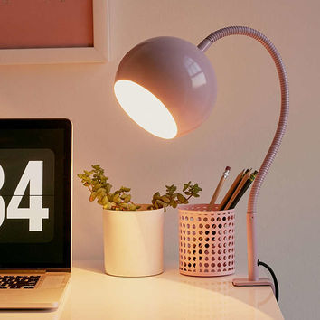 Gooseneck Task Lamp - Urban Outfitters