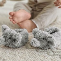 Nursery Fur Animal Slippers