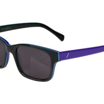 LOOK/SEE Grape Sunglasses