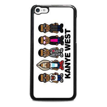 kanye west iphone 5c case cover  number 1