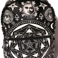 Kill Star Occult Backpack Black One