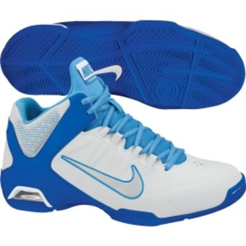 Nike Women's Air Visi Pro IV Basketball Shoe - Royal/White | DICK'S Sporting Goods