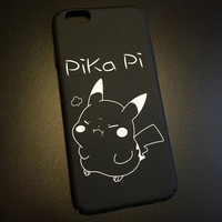 12 Designs Pokemon Pikachu Phone Case For iPhone 6