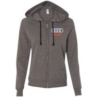 Audi Alternative Ladies' French Terry Full Zip
