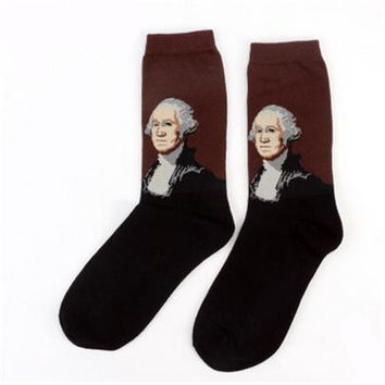European Art Socks/ Women, Washington