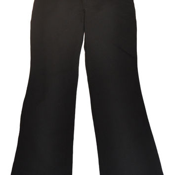 Black Stretch Pants by Old Navy