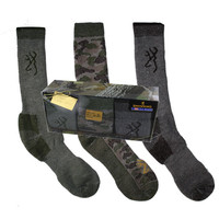 Browning Men's Socks - Boxed Gift Set