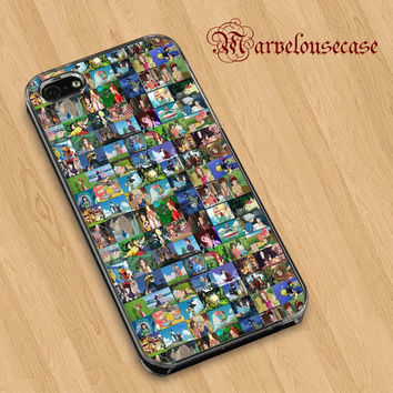 Studio Ghibli Characters  Custom case for all phone case