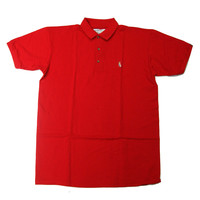 OLOP Polo Shirt Red