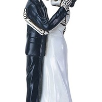 Wedding Couple Kiss Figurine