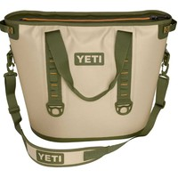 Yeti Hopper 40 in Field Tan YHOP40T