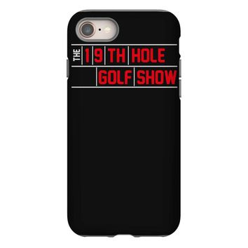 my best round is the 19th hole funny golf drinking iPhone 8