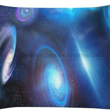 Galactic Infinity Pillowcase