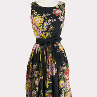 Woodlawn Floral Dress