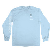 John Mayer Official Store | Love On the Weekend Long Sleeve Tee