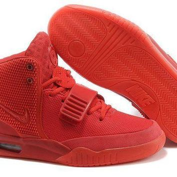 PEAPONVX Jacklish Nike Air Yeezy 2 Red October For Sale