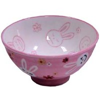 Child's Pink Rabbit Rice Bowl - AsianFoodGrocer.com | AsianFoodGrocer.com, Shirataki Noodles, Miso Soup