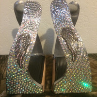 Bling Twisted Stirrups - great on knees an legs comfortable