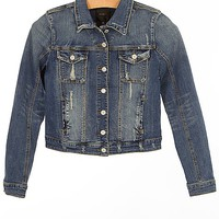 Klique B Vintage Denim Jacket